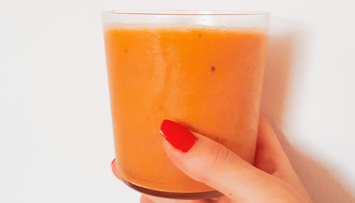 CEGS CARROT DETOX SMOOTHIE
